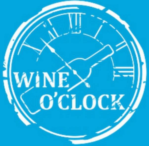 Wine o'clock logo